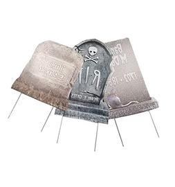 Advanced Graphics Tombstone 3 Pack Life Size Outdoor Cutouts