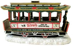 Coca-Cola Town Square Collection Old Number Seven Trolley Ca
