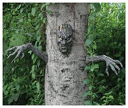 tree decoration yard backyard outdoor decor monster