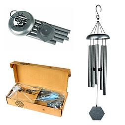 Cosmic Wind Chimes 32-Inch Tuned Outdoor Windchime for Garde