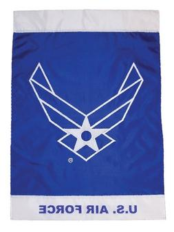 In the Breeze U.S. Air Force Wings Garden Flag