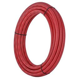 SharkBite U870R100 3/4-Inch PEX Tubing, 100 Feet, RED, for R