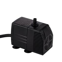 Simple Deluxe 160 GPH UL Listed Submersible Pump with 6' Cor