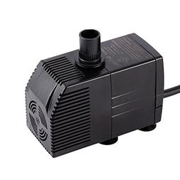 Simple Deluxe 290 GPH UL Listed Submersible Pump with 6' Cor