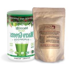 Upset Stomach Specialty Tea Bags Plus Macrolife Macro Green