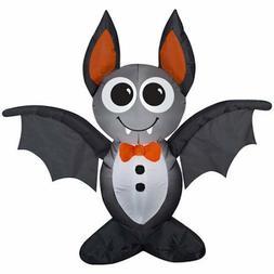 Vampire Bat Airblown Inflatable Halloween Yard Decor 4ft Gem