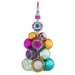 Radko Shiny Brite Vintage Celebration Cluster Tree Glass Orn