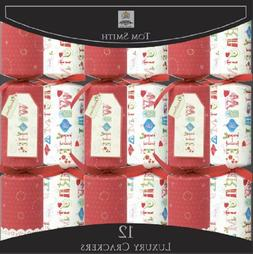 Tom Smith Vintage Christmas Luxury Crackers
