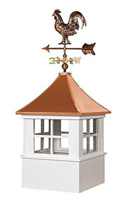 East Coast Weathervanes and Cupolas Vinyl Deerfield Cupola W
