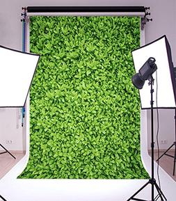 5X7FT Laeacco Vinyl Thin Backdrop Photography Background Gre