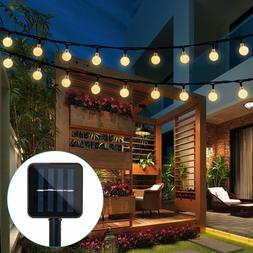 Waterproof Solar Powered 30 LED String Light Garden Path Yar