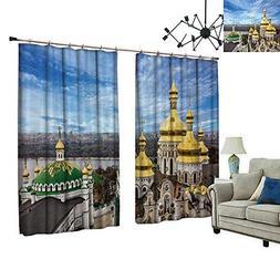 PRUNUS Waterproof Window Curtain Kiev Ukraine Cupola pechers