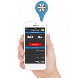 WeatherFlow WINDmeter Smartphone Pocket Anemometer WFANO01