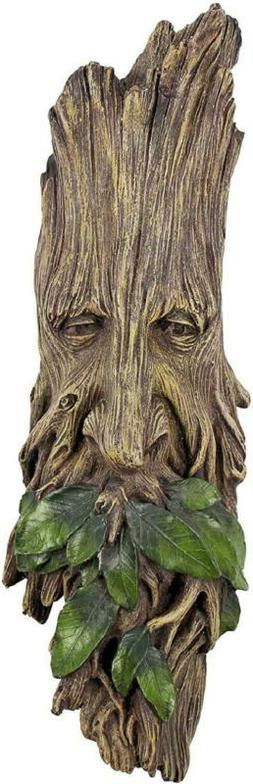 Design Toscano Whispering Wilhelm Tree Ent Wall Sculpture, 1
