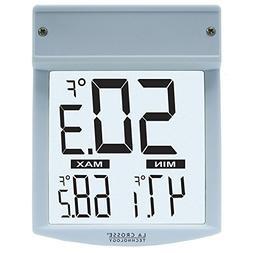 La Crosse Technology Window Thermometer, 1 ea