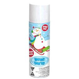 Winter Wonderland Christmas Party Spray Snow Value Size Deco