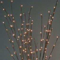 The Light Garden WLWB96 Electric/Corded Willow Branch with 9