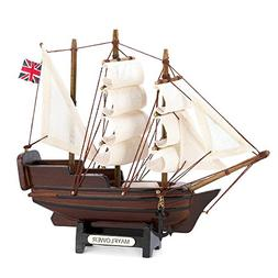 Wooden Model Ships Kits To Build, Sailing Ship Models, Mini