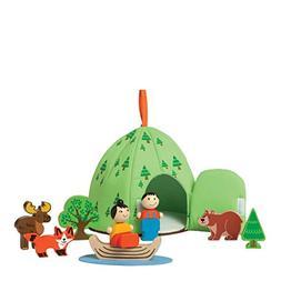 Manhattan Toy Forest Adventure Wooden Toddler Activity Set