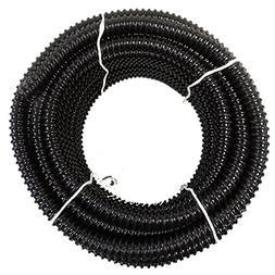"1 1/4"" x 50' HydroMaxx® Black Metric Non Kink Corrugated PV"