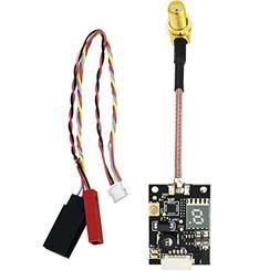 AKK X1P 5.8Ghz 40CH 25mW/200mW/600mW Switchable FPV AV Trans