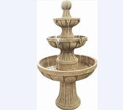 Bond Y97016 Napa Valley 45 inch Fiberglass Fountain