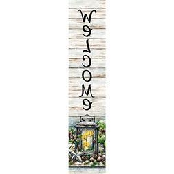 Custom Decor Yard Expression - Warm Winter Welcome - Yard Ex