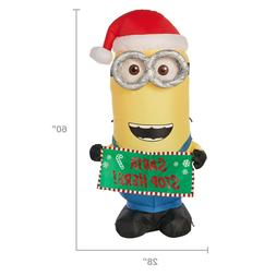 Holiday Time Yard Inflatables Despicable Me: Minion, 5 ft Ye
